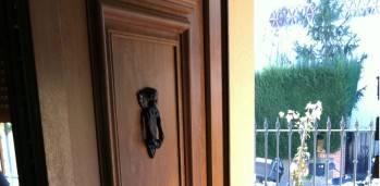 Puerta Rustica Antigua PVC