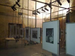 Exposición Eschel en la Alhambra