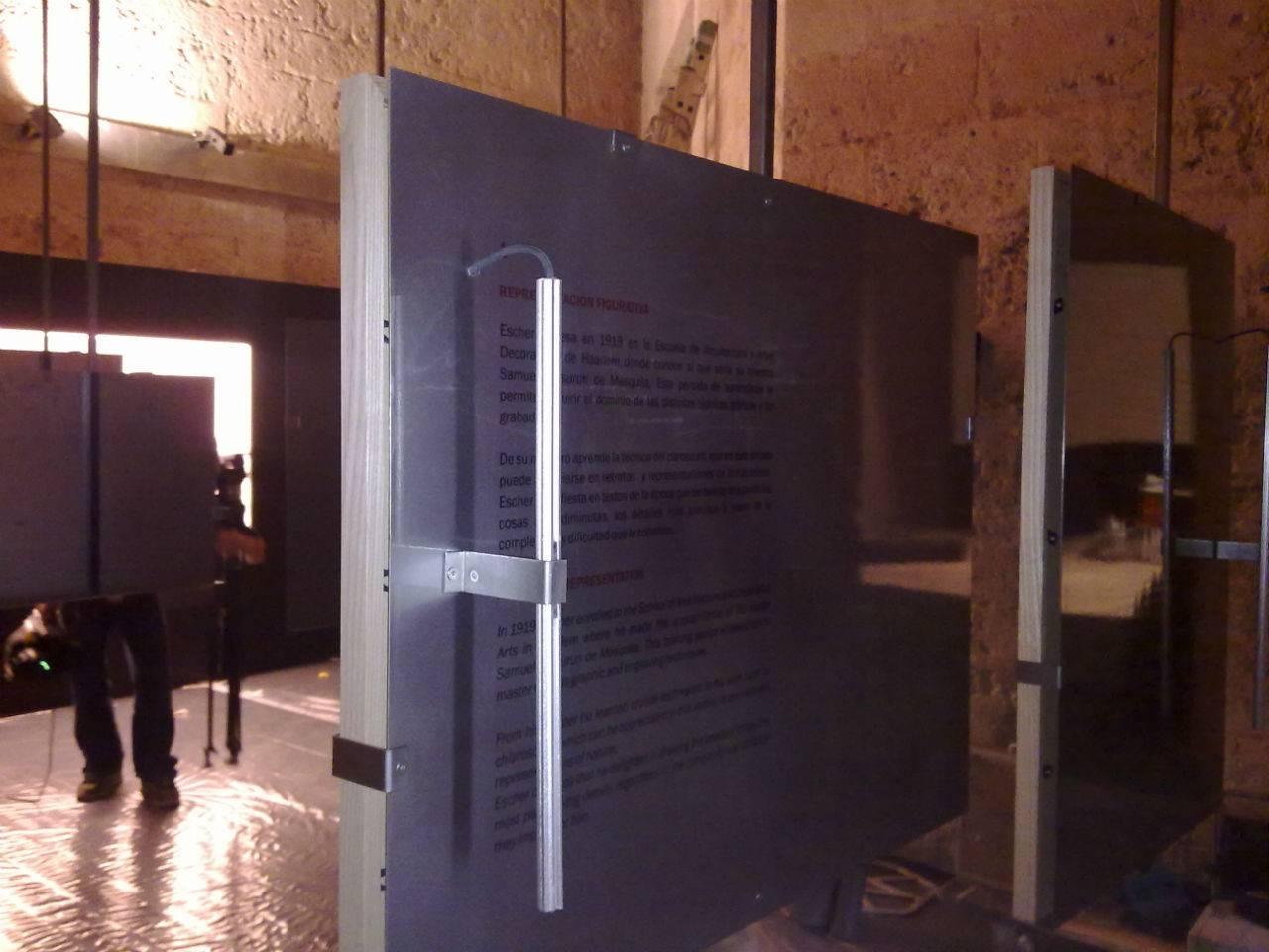 Esposición Eschel