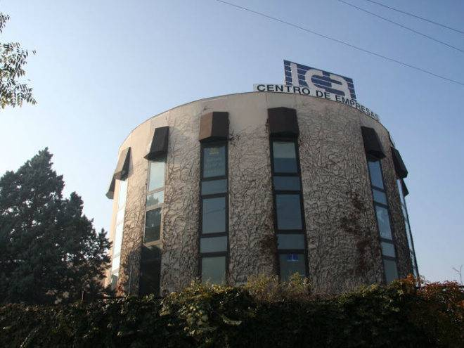 Centro de empresas Juncaril