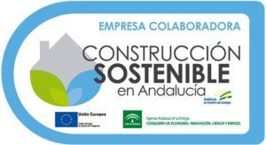 "Empresa colaboradora ""Construccion Sostenible en Andalucia"""