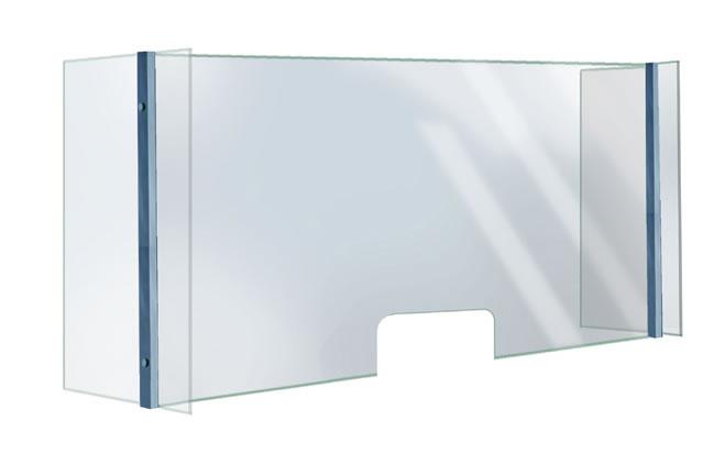 Mampara de protección Proteck PV. Formato