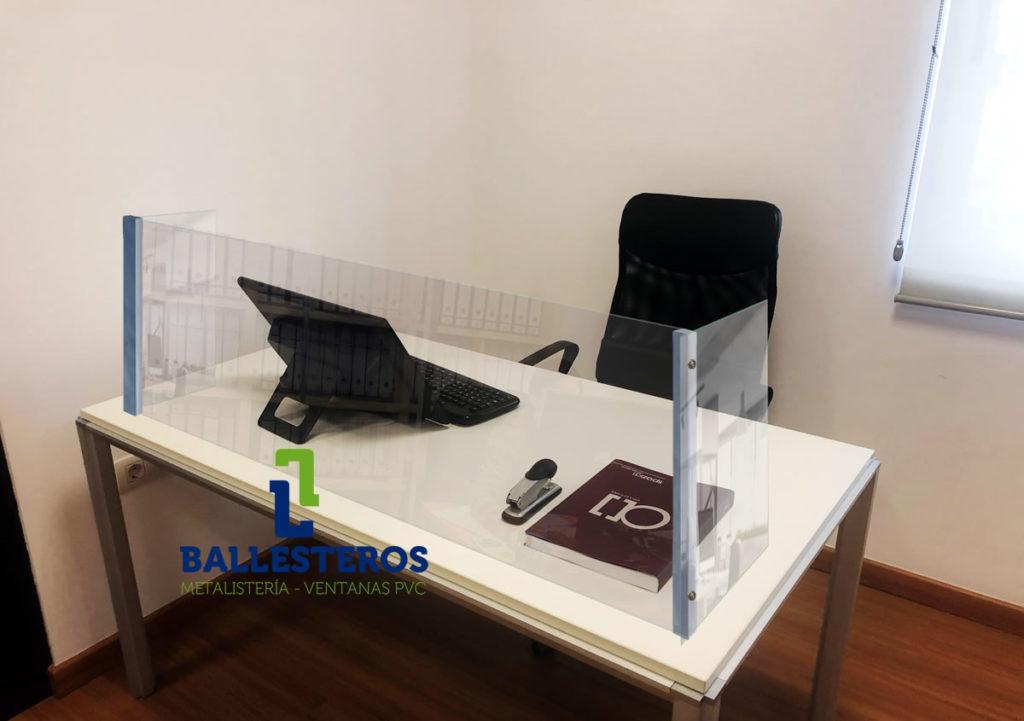 Mampara de protección Proteck S para despacho